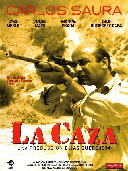 La Caza 1966 (The Hunt)